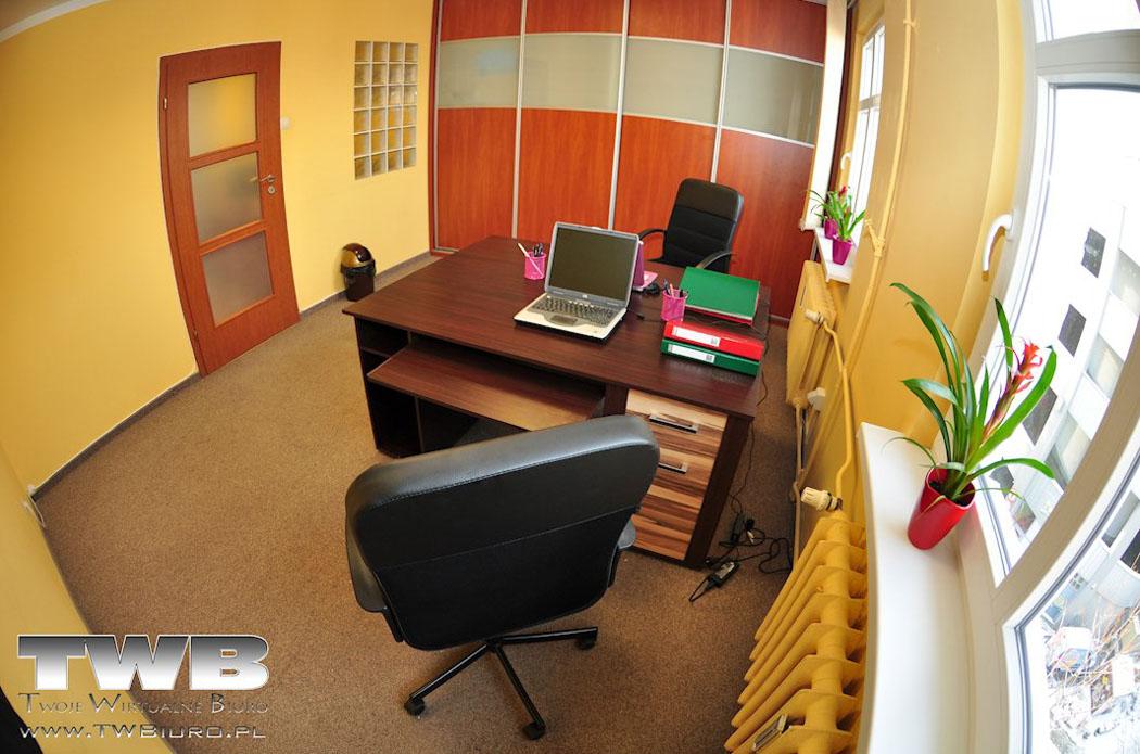 TWB Twoje Wirtualne Biuro w Zielonej Górze - pokój nr 4